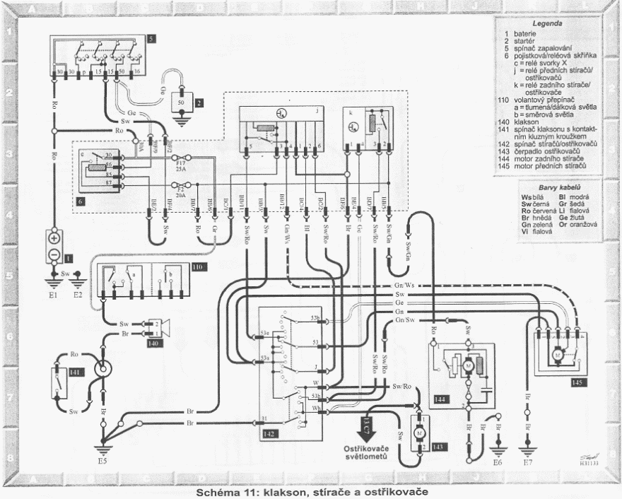 Paja Konstrukce Automaticke Zapinani Svetel V Aute